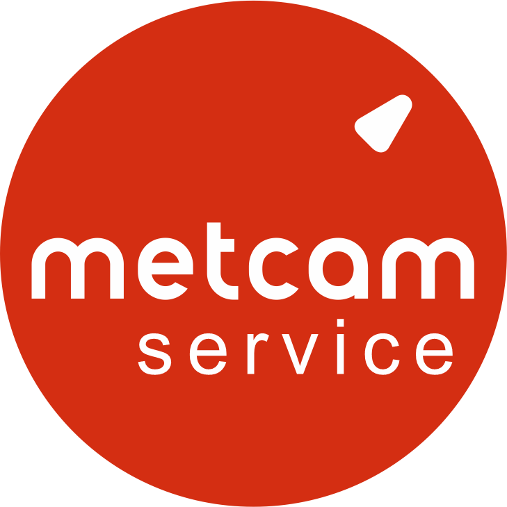 Logo metcam service - metcam.ch metcamservice.ch